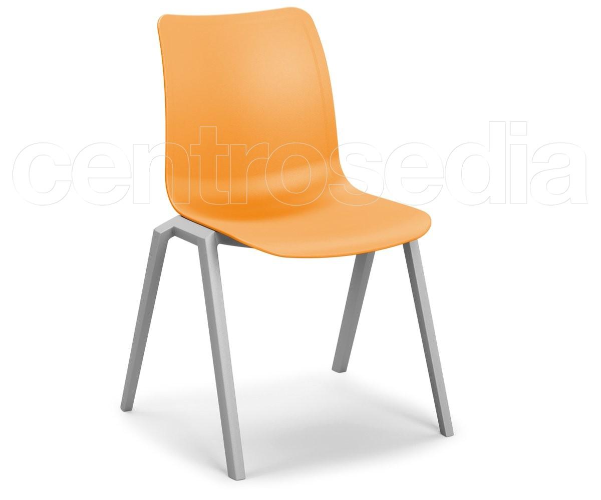 College sedia scuola comunità sedie aule laboratori mense