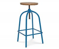 """Detroit"" Metal High Stool"